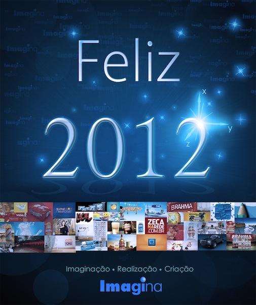Imagem Cartão Imagina 2012