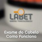 Labet Exame do Cabelo