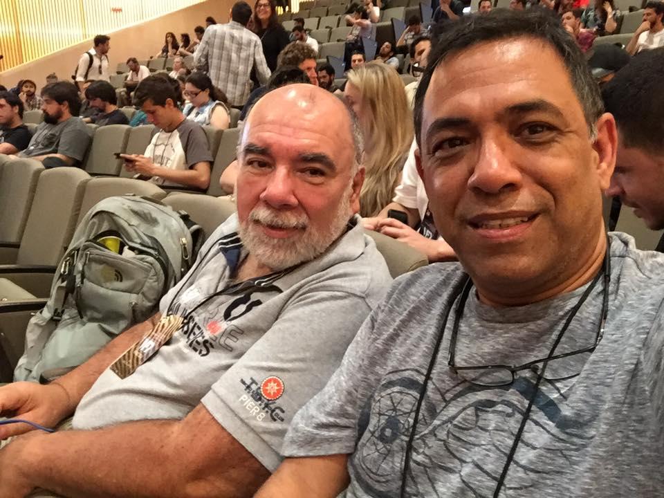Mario e Fernando Alcantara